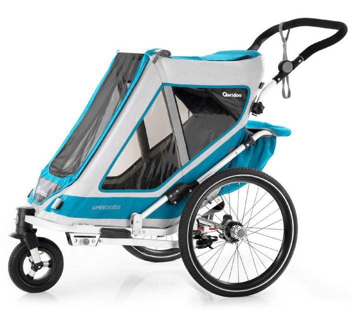 Babymarkt 10% extra Rabatt auf fast alles   z.B. Qeridoo Speedkid2 Kinderfahrradanhänger für 314,10€ (statt 349€)
