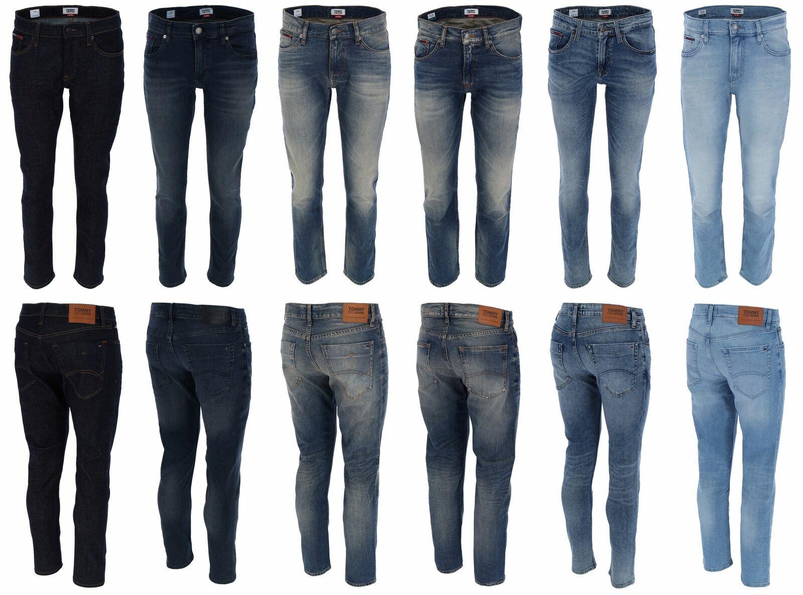 Tommy Hilfiger Herren Stretch Jeans Scanton Slim Fit für 54,90€ (statt 63€)