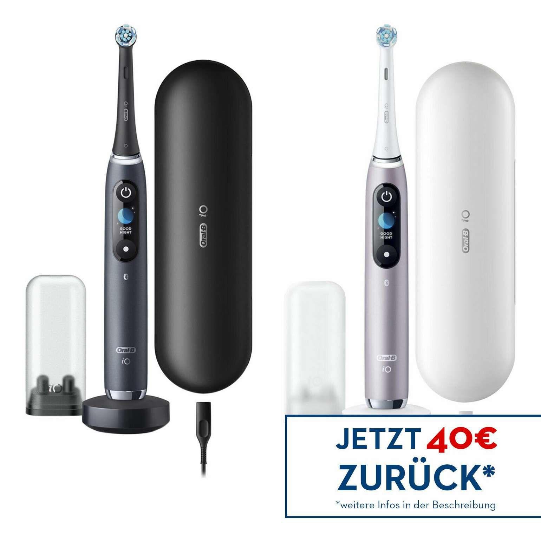 Oral B iO Series 9N elektrische Zahnbürste mit Magnet Technologie + Google Nest mini für 209,90€ (statt 263€)