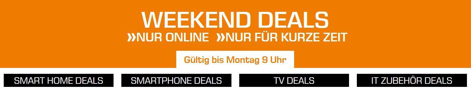 Saturn Weekend Sale   IT Zubehör & TVs z.B. PHILIPS 65 Zoll OLED TV Ambilight für 1.587,53€ (statt 1.880€)