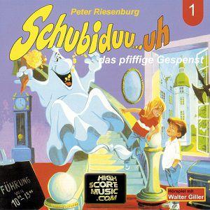 Schubiduu…uh – Das pfiffige Gespenst kostenlos als MP3 herunterladen
