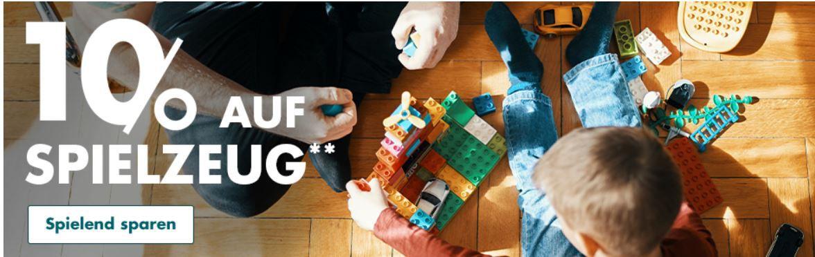 Galeria Sonntag: 20% auf viele Artikel ab 100€ + 10% auf Spielzeug