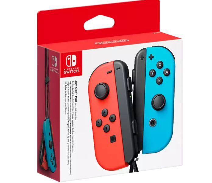 2er Set Nintendo Switch Joy-Con Controller für 56,69€ (statt 70€)