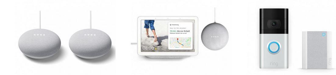 Tink Smart Home Weihnachtsaktion: gute Angebote für Sonos, Google, ring & Co.