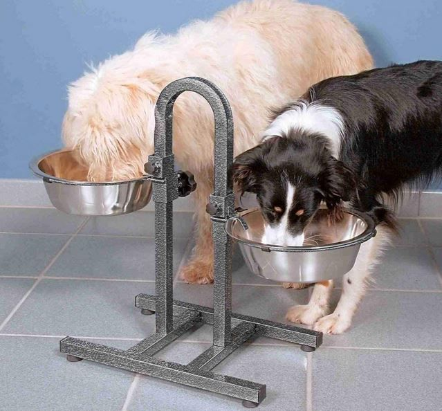 Trixie Hundebar separat höhenverstellbar für 17,99€ (statt 31€)