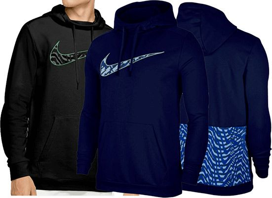 Nike Hoodie PX CNCT 1.2 in 2 Farben für je 38,46€