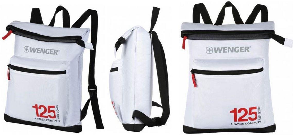 Wenger 125th Anniversary Sport Bag mit 10 Tabletfach für 12,66€ (statt 24€)
