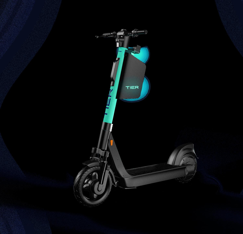 Abgelaufen! Tier E Scooter: 20 Freiminuten dank kurzer Umfrage