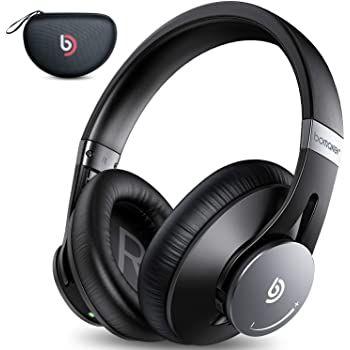 Bomaker Dolphin 1   ANC BT 5.0 OverEar Headset für 28,99€ (statt 58€)