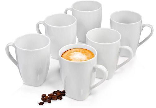 6er Set Sänger Bilgola Kaffeebecher (je 350ml) für 12,81€(statt 24€)
