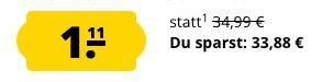 Schnell? Nike Kinder Langarm Trikots für je 1,11€ zzgl. 3,95€ VSK (statt 13€)