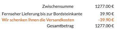 Abgelaufen! LG OLED55E97LA   55 Zoll OLED UHD Fernseher für 1.277€(statt 1.599€)
