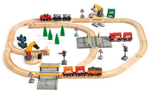 15% Rabatt auf BRIO Spielzeug (Eisenbahn Sets etc.)   z.B. Großes Güterbahnhofset für 50,99€ (statt 65€)