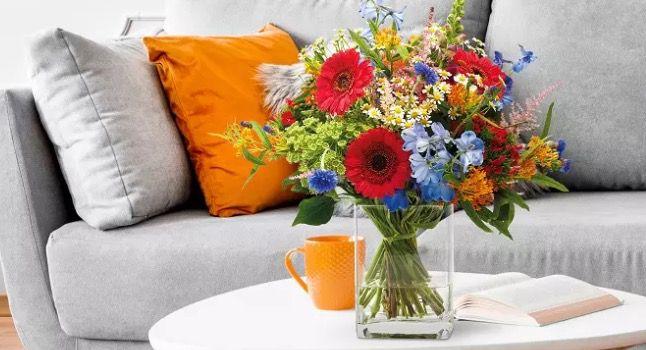 20€ Fleurop Blumen Wertgutschein für nur 8,50€