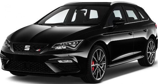 Seat Leon Cupra ST 2.0 TSI 4Drive mit 300 PS für 269€ mtl.