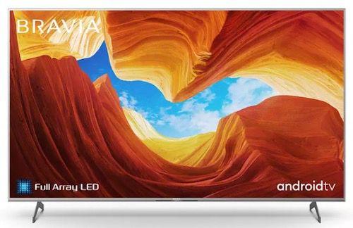 Sony KD 75XH9005   75 Zoll UHD Android Fernseher mit 100 Hz für 1.689,20€ (statt 1.849€)