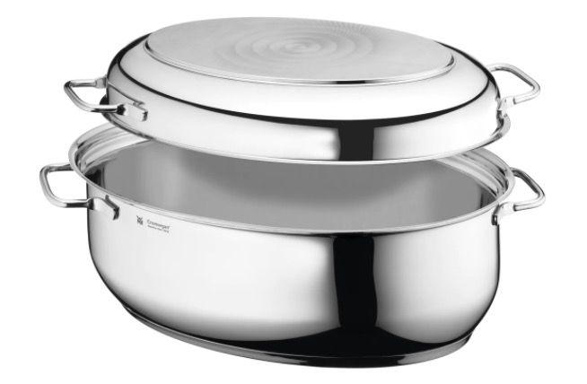 WMF Extrabräter mit Metalldeckel 8,5 Liter für 77€ (statt 85€)
