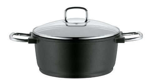 WMF Bueno Kochtopf 24cm 4,2 Liter mit Glasdeckel und Aluguss für 60,18€ (statt 87€)