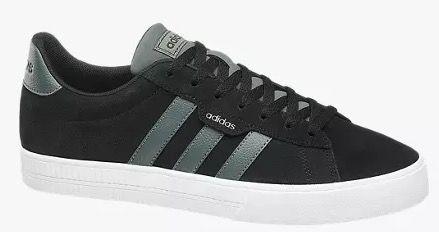 Deichmann: 20% Extra Rabatt auf Lederschuhe   z.B. adidas Sneaker Daily 3.0 für 42€ (statt 51€)