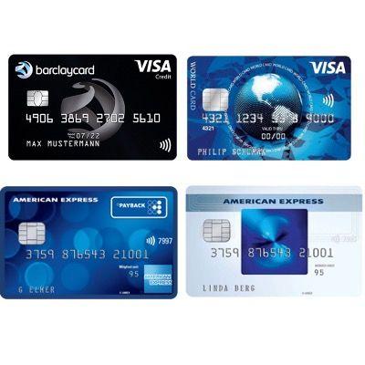 Übersicht der besten Kreditkarten Deals ohne Jahresgebühr   bis zu 50€ Zugabe (Stand 5.12.2020)