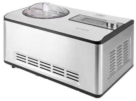 Caso IceCreamer Eismaschine mit Kompressor für 239€ (statt 288€)