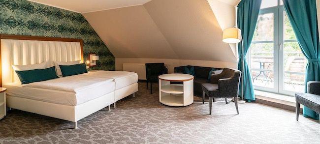Doppelzimmer im 4* Hotel Heidegrund Nähe Thülsfelder Talsperre für nur 75€ (37,50€ p.P.)