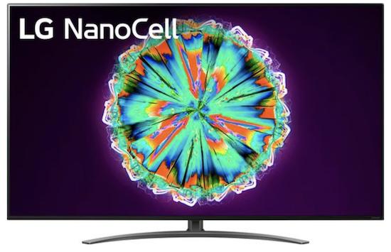 LG 55NANO917NA   55 Zoll UHD NanoCell Fernseher für 789€ (statt 898€)