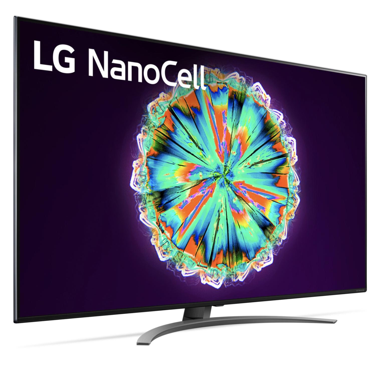 LG 55NANO917NA – 55 Zoll UHD NanoCell Fernseher für 789€ (statt 898€)