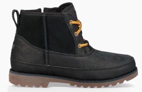 UGG Bradley Casual Kinder Stiefel aus Veloursleder für 39,59€ (statt 67€)