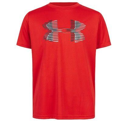 Under Armour Tech Big Logo Solid Kinder T Shirt für 7,99€ (statt 13€)