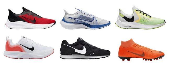 Vorbei! 50% Rabatt auf adidas, Nike, Under Armour und Puma   z.B. Nike Zoom Gravity für 40,94€ (statt 76€)