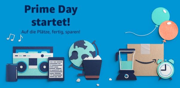 Abgelaufen: Amazon Prime Day   die besten Angebote in der Übersicht