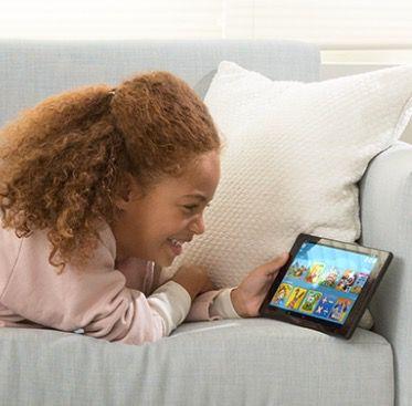 1 Jahr Amazon Kids+ (Familienzugang) für einmalig 19,99€ (statt 69€)