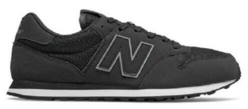 New Balance 500 Sneaker in Schwarz/Grau für 47,96€ (statt 60€)   40 bis 44