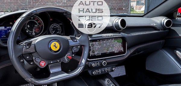 Spaß muss sein: Ferrari Portofino mit flotten 600 PS für 1.998,49€ mtl.   LF 0.79