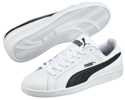Top! Puma Smash Trainers Lowcut-Sneakers aus Leder für 26,95€ (statt 47€)