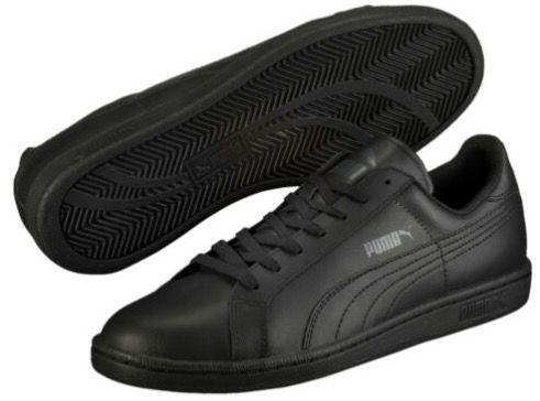 Puma Smash Trainers Lowcut Sneakers aus Leder für 29,59€ (statt 37€)