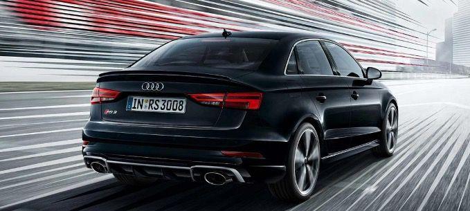 Gewerbe: Audi RS3 Limousine in Kyalamigrün mit 400PS (sofort verfügbar) für 399€ netto   LF 0,72