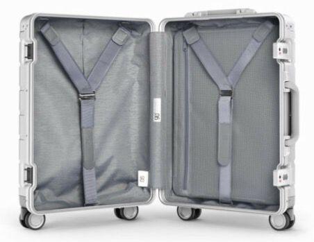 Xiaomi Mi Metal Carry On Luggage 20 Zoll Rollkoffer für 119,51€ (statt 148€)