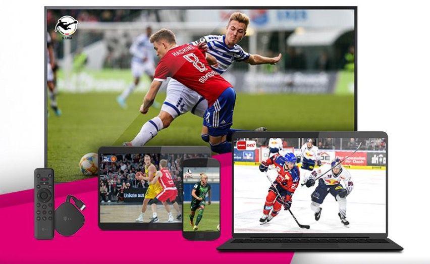 Bestandskunden: Telekom Magenta Sport 12 Monate gratis