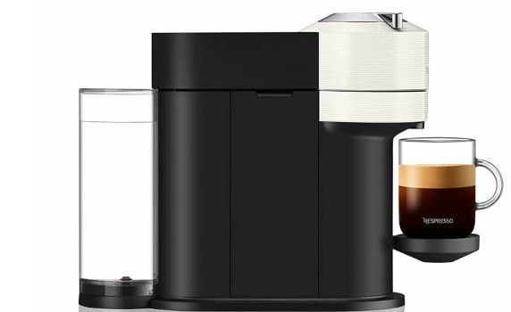 DeLonghi Vertuo Next Nespressoautomat inkl. Aeroccino 3 für 84,99€ (statt 127€)