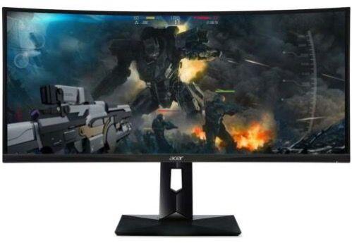 Acer CZ340CK   34 Zoll UHD curved Monitor mit 100 Hz + FreeSync für 429€(Statt 499€)