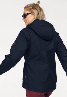 *nur heute* Jack Wolfskin Manapouri Damen Funktionsjacke inkl. Fleecejacke für 153,90€ (statt 199€)