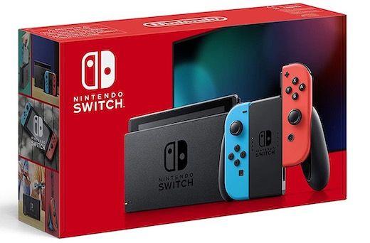 Amazon Kids Wishlist: 15% Rabatt auf Produkte ab 20€   z.B. Nintendo Switch für 260,54€ (statt 309€)