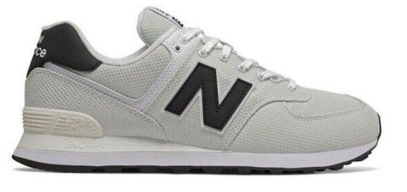 New Balance 574 in Weiß/Grau für 55€ (statt 69€)