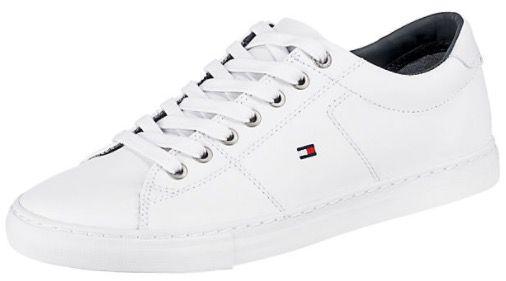 Tommy Hilfiger Essential Leather Sneaker für 39,99€ (statt 67€)