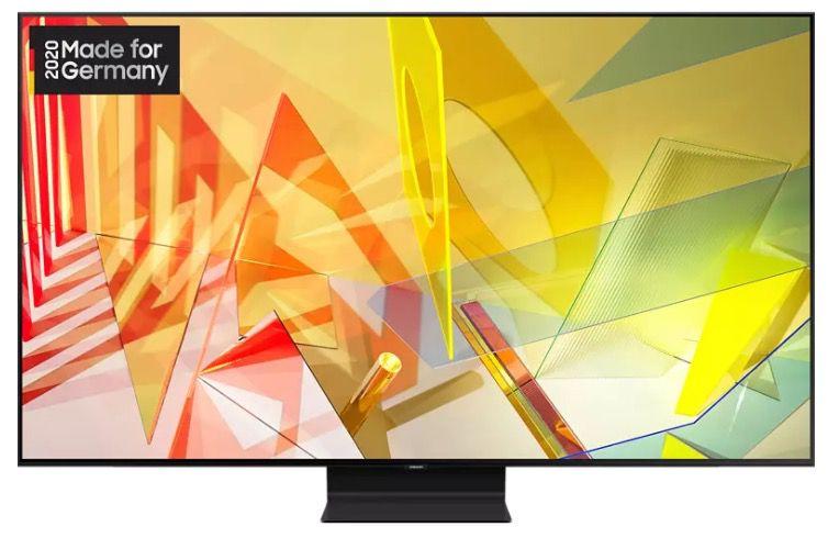 Samsung GQ55Q95T   55 Zoll QLED UHD Fernseher für 1.536,78€ (statt 1.695€)