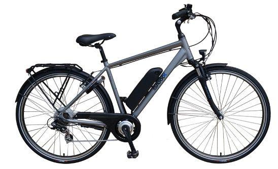 SAXXX Touring E Bike RH5010 4Ah 250W 36V mit Shimano 7 Gang für 862,28€ (statt 1.299€)