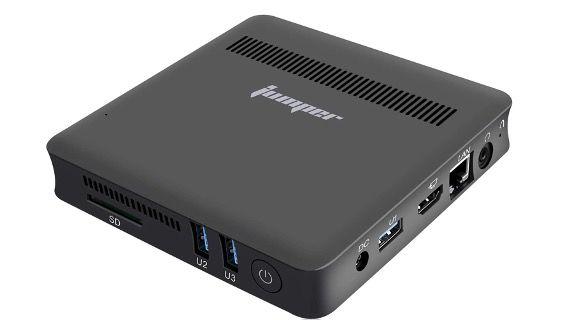 Jumper Mini PC (4GB, 64GB eMMC, Intel Prozessor, Win10) für 97,99€ (statt 140€)