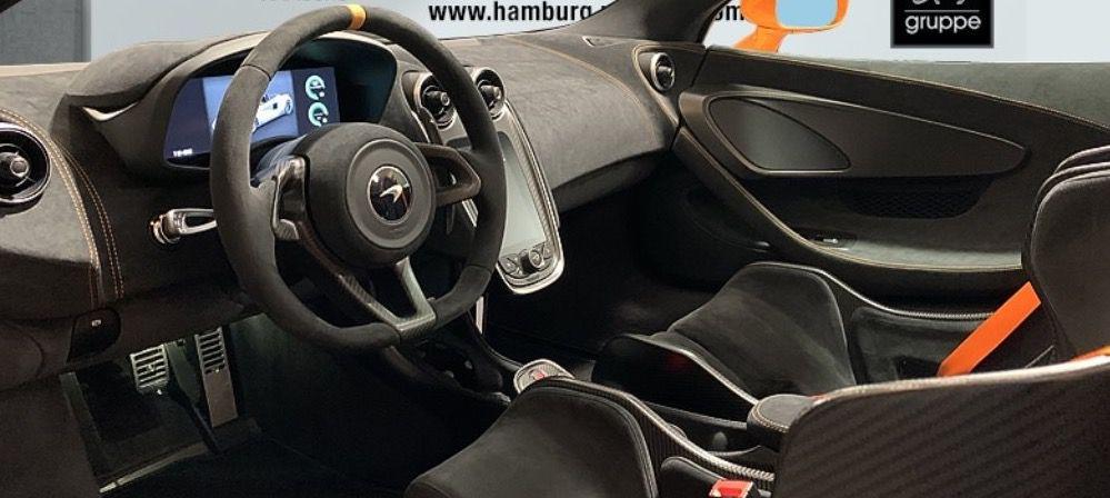 Spaß muss sein: McLaren 600LT Spider mit 600 PS für 2.342,56€ mtl.   sofort verfügbar (LF: 0.78)